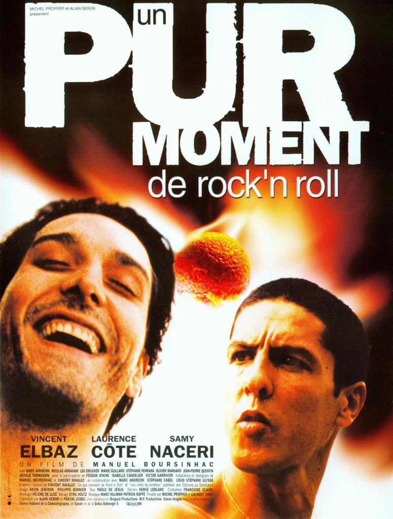 Un pur moment de rock'n roll