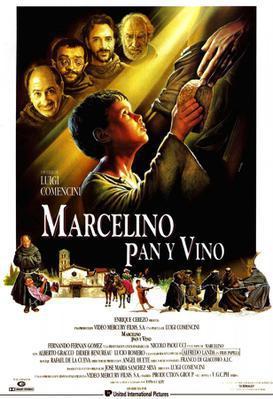 Marcellino pan y vino - Poster Espagne