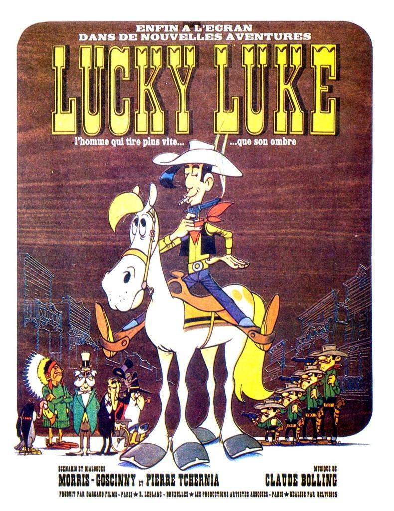 Lucky Luke el intrépido