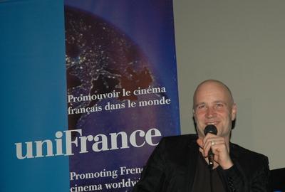 Australie : 3 réalisateurs à la rencontre du public - Jan Kounen - © uniFrance / Dr