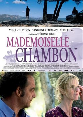 Mademoiselle Chambon - Poster - Germany - © Arsenal Filmverleih Gmbh