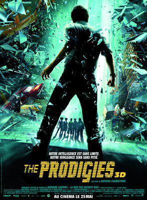 The Prodigies / La Nuit des enfants rois - Poster - France (2) - © Ony Films / Fidélité Films