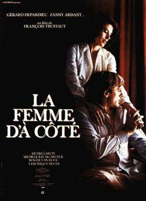 The Woman Next Door - Poster France