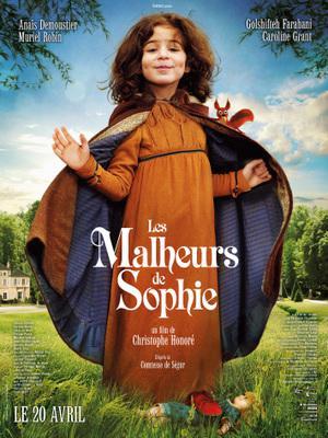 Les Malheurs de Sophie - Poster - Italy