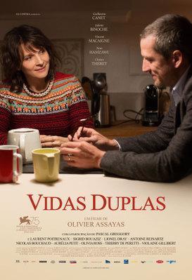 Dobles vidas - Poster - Brazil