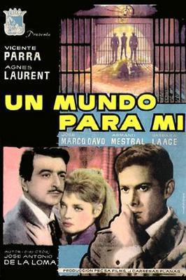 Un mundo para mí - Poster Espagne