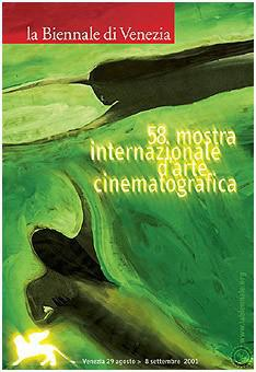 ヴェネツィア国際映画祭 - 2001