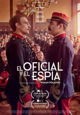 El oficial y el espía - Spain