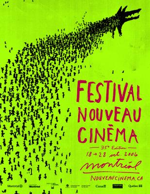 Festival du nouveau cinéma Montréal - 2006