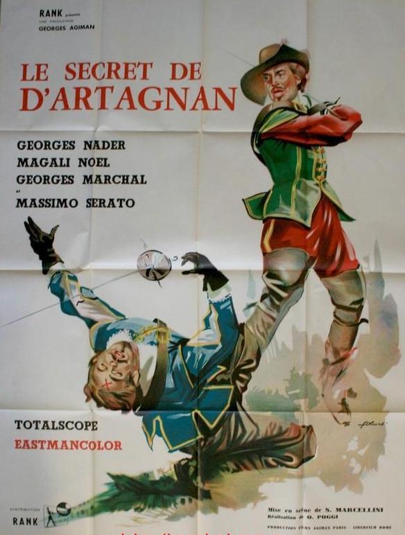 Le Secret de D'Artagnan
