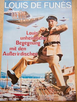 Le Gendarme et les extra-terrestres - Germany