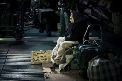 French short films in the Oscars race - Je pourrais être votre grand-mère - © Rézina Productions