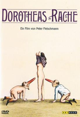 Dorothea's Revenge - Jaquette DVD Allemagne