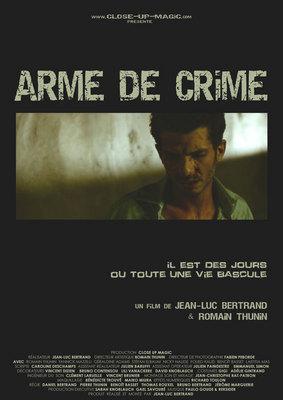Arme de crime