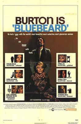 Barbe Bleue - Poster - Etats-Unis