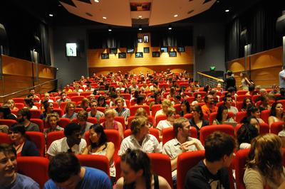 Australia: 3 directores dialogan con el público - Masterclass Jeunet à Melbourne