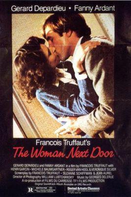 The Woman Next Door - Poster Etats-Unis