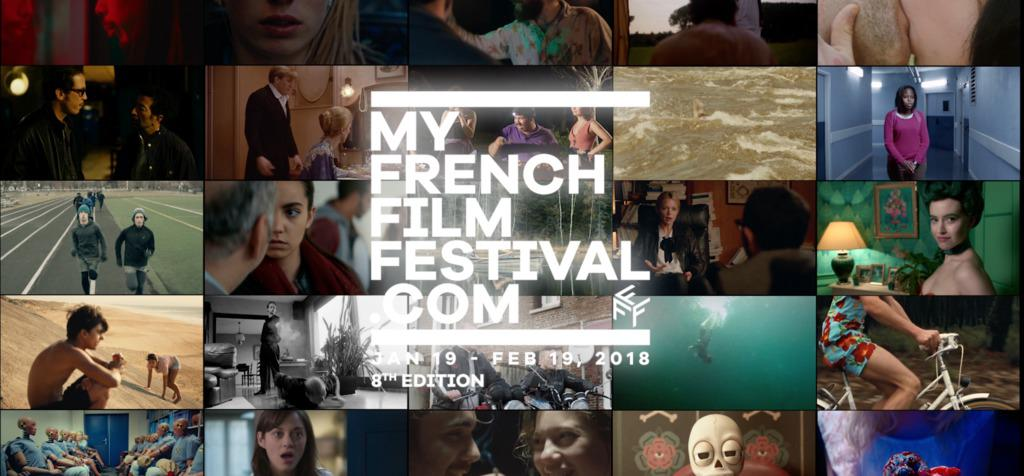 ¡Ya pueden conocer el Jurado y la selección de la 8ª edición de MyFrenchFilmFestival!