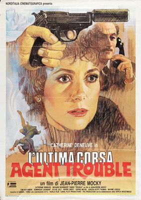 Agent trouble - Poster Italie