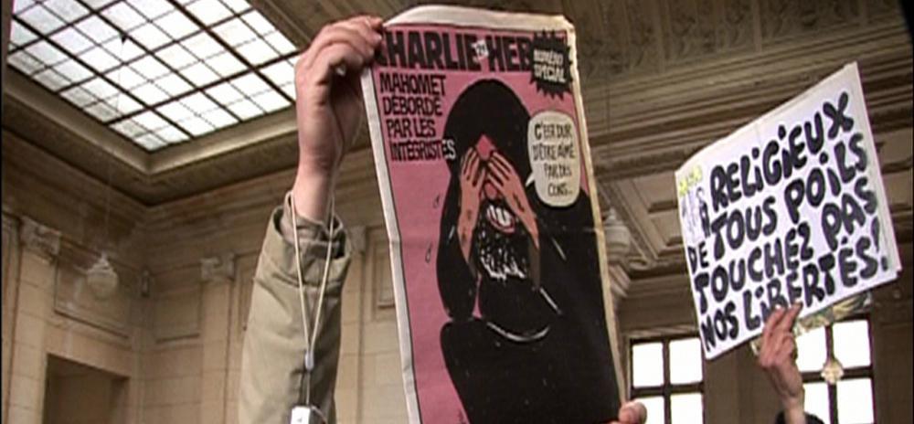 「マイ・フレンチ・フィルム・フェスティバル」はCharlie です