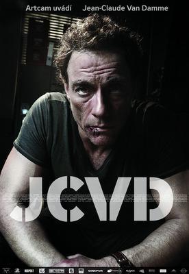 JCVD/その男ヴァン・ダム - Affiche République tchèque