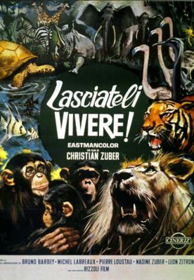 Laissez-les vivre ! - Poster - Italy