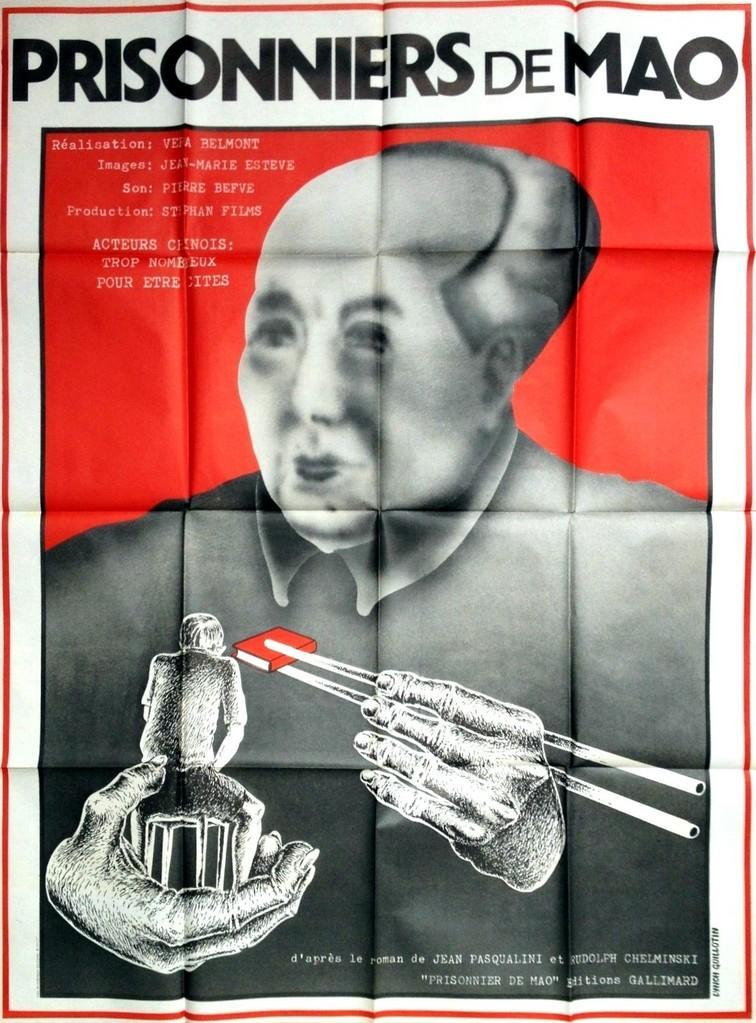 Prisonniers de Mao