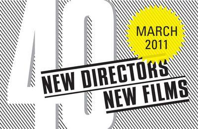 ニューヨーク New Directors New Films - 2011