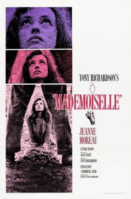 Mademoiselle - © Poster Etats-Unis