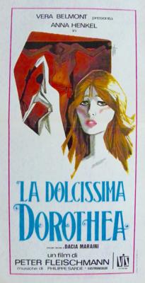 Dorothea's Revenge - Poster - Italie