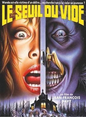 Le Seuil du vide - Jaquette VHS France