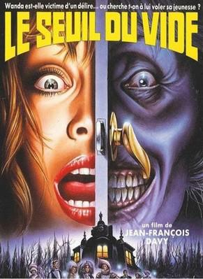 The Threshold of the Void - Jaquette VHS France