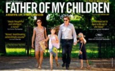 The Father of My Children - Poster - UK - © Artificial Eye