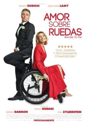 Sobre ruedas - Poster - Colombia