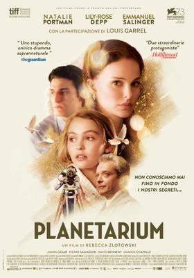 Planetarium - Poster - Italy