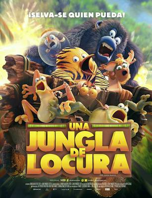 The Jungle Bunch - La Panda de la selva - Poster - Mexico