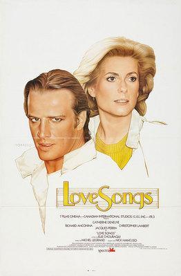 Love Songs - Poster Etats-Unis