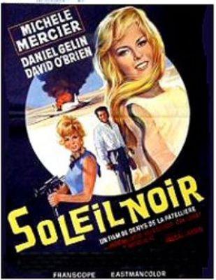 Soleil noir - Poster France
