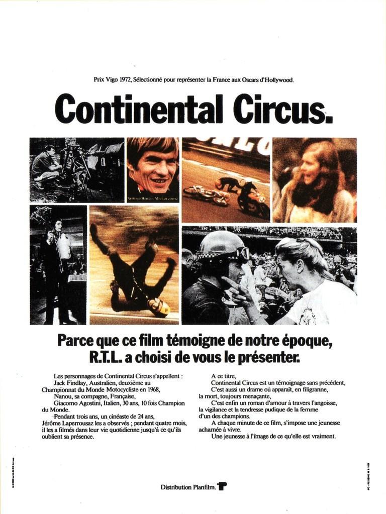 Prix Jean Vigo - 1972
