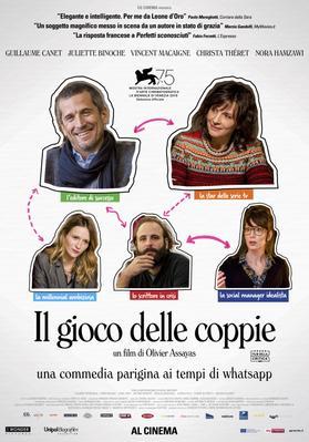 Dobles vidas - Poster - Italy