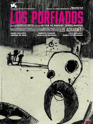 Los Porfiados (Les Acharnés)