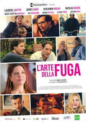 L'Art de la fugue - Poster - Italy