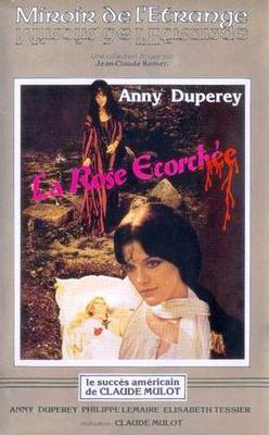 The Blood Rose - Jaquette VHS France