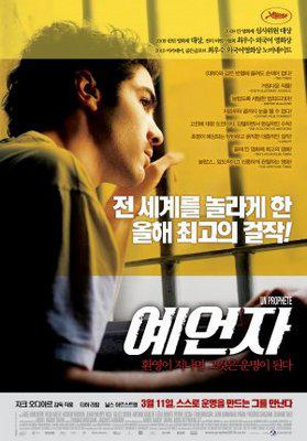 International box office results for French films: January 2010 - Affiche - Un Prophète - Korea