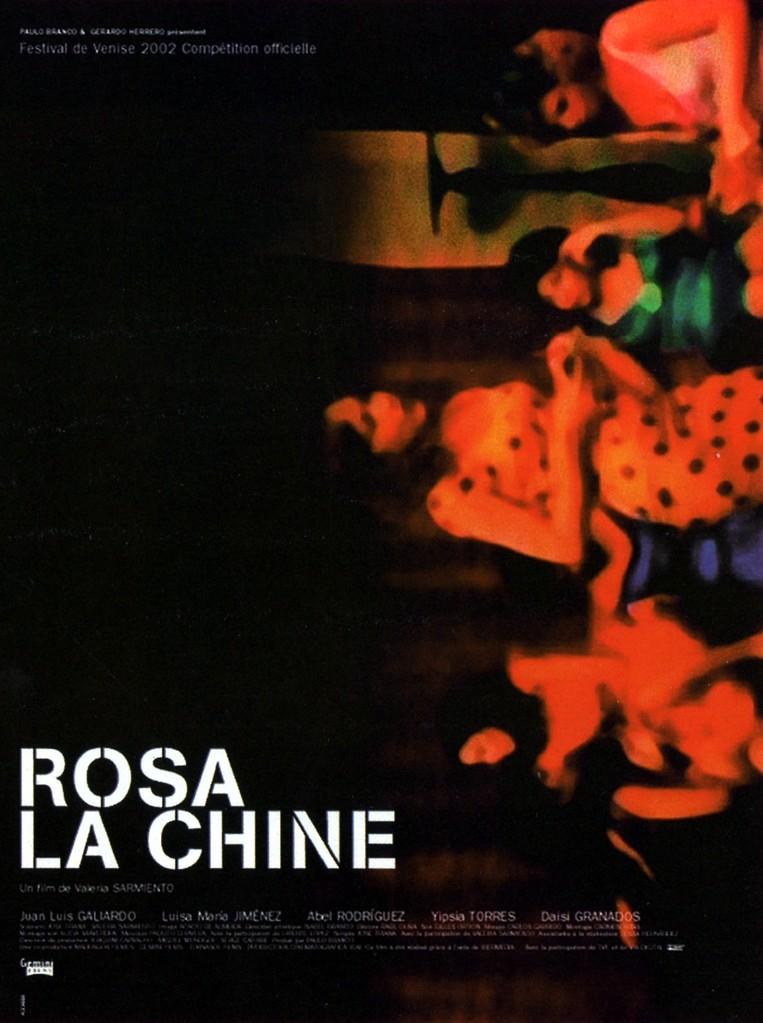 Rosa la Chine