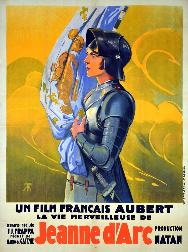 La Merveilleuse Vie de Jeanne d'Arc