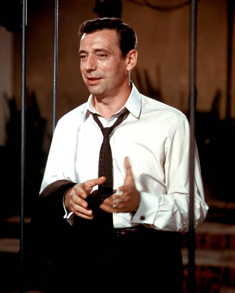 Yves Montand Unifrance Films