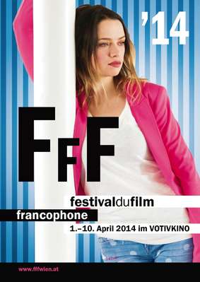 Festival du film francophone de Vienne - 2014