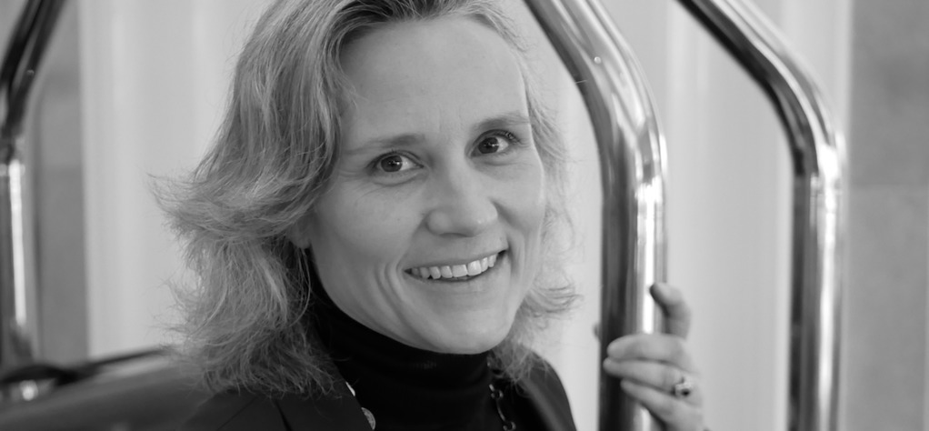 ... Daniela Elstner, exportatrice