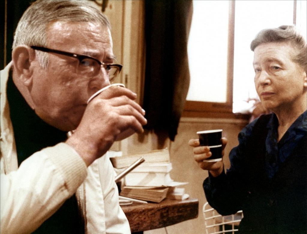 Jean Paul Sartre Unifrance Films